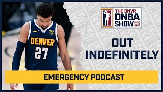 Jamal Murray is out of the season with a torn ACL | DNVR Nuggets Podcast