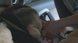 DOT, Safer NM hold free car seat safety clinic