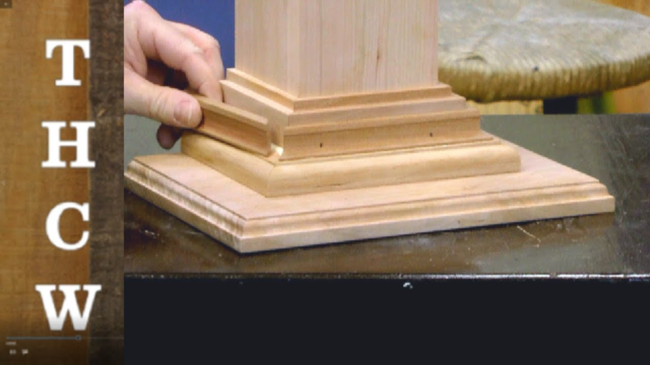 Simple and Easy DIY / Woodworking Project : Building a ...