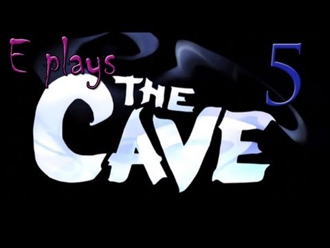E Plays: The Cave - Time Traveler's Prevenge! [Part 5]