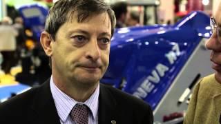 BCS a EIMA 2012: Intervista a Roberto Pini, Direttore Commerciale Export BCS SpA