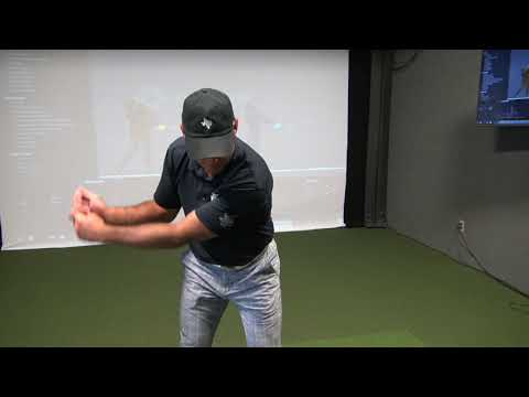 More Torso Rotation with Tony and Bill at WinStar Be Better Golf School
