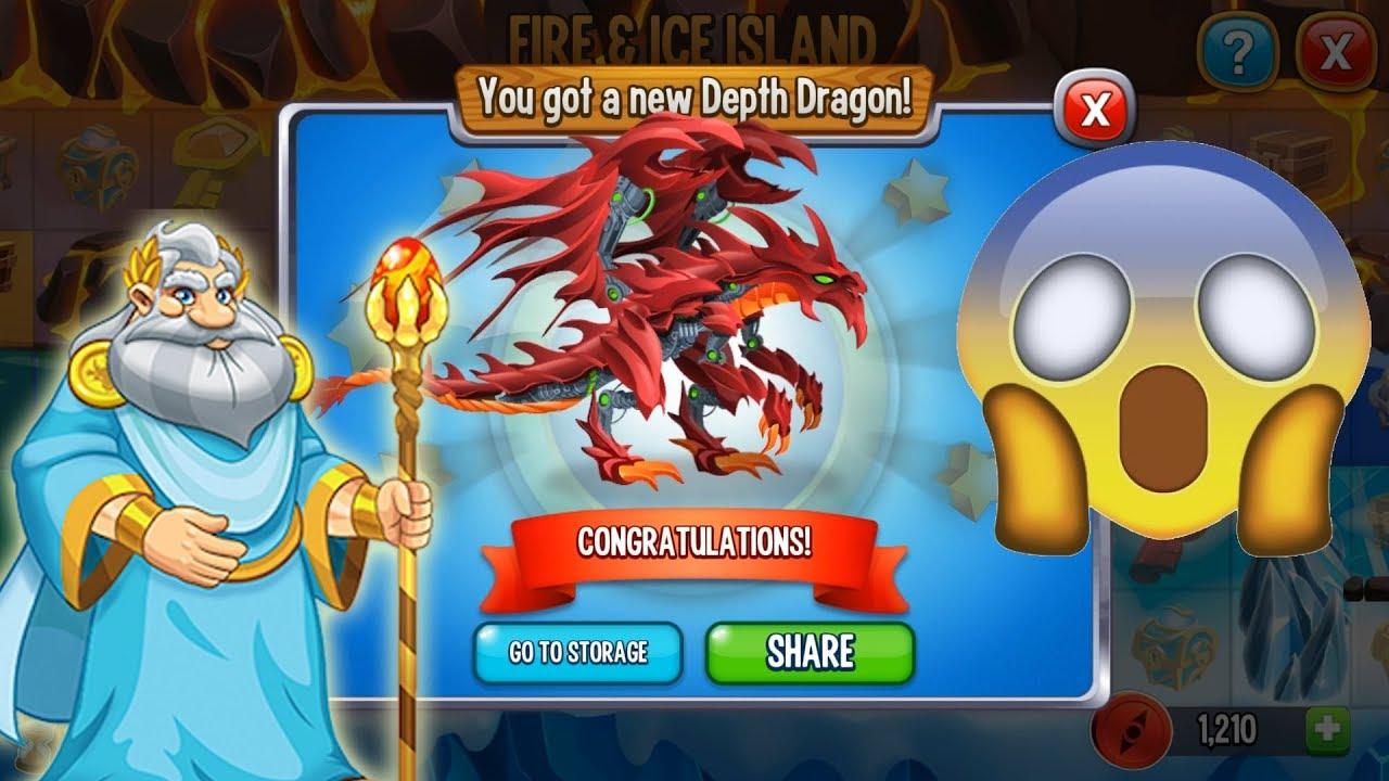 🐲Rồng Robot Cực Chất Đã Lấy Được Trong Sự Kiện :) – Dragon City Game Mobile Android, Ios
