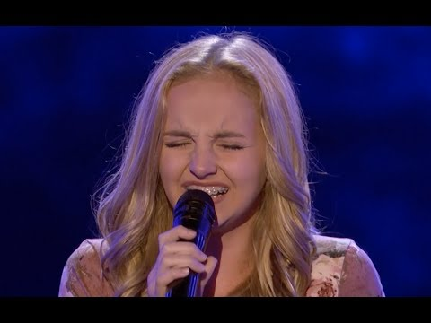 Evie Delivers An Emotional Touching Version Of 'I Try' | Judge Cut 2 | America's Got Talent 2017