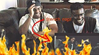 LIT REACTION TO FOREIGN HIPHOP (FRENCH)