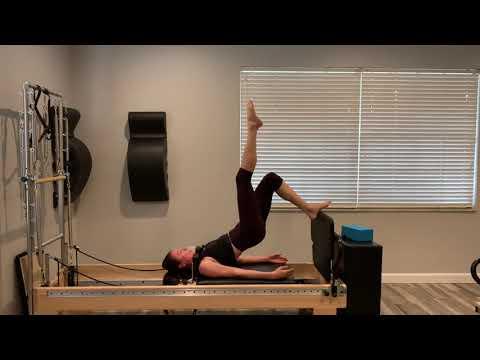 Jumpapalooza - Reformer Jump workout #2