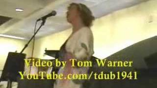 "Ann Gibson sings, ""Waiting For The Robert E. Lee"" @WCRF 2007"