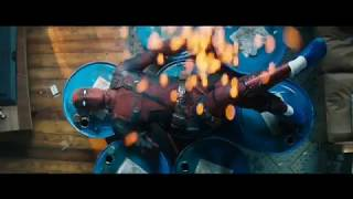 Deadpool||burning of deadpool body||Deadpool WhatsApp status