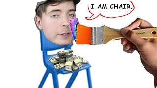 i customized youtubers as chairs.
