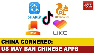 US To Mull Over Chinese Apps: Will America Ban TikTok ?