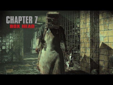 The Evil Within - CHAPTER 7 - The Keeper aka Box Head (BOSS)