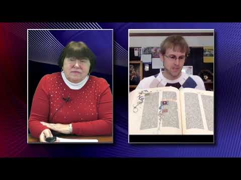 Jubilee Museum discusses  Gutenberg Bibles and Printing  History
