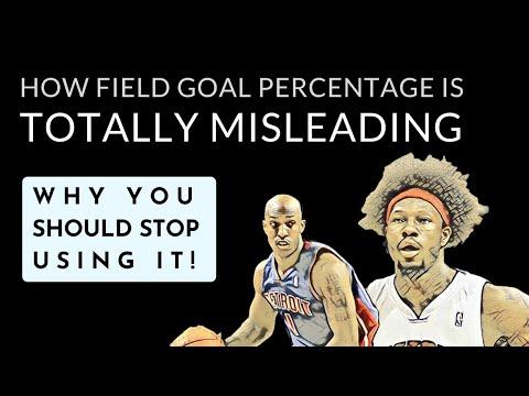 [Thinking Basketball] Scoring efficiency | Chauncey Billups , true shooting & skill curves