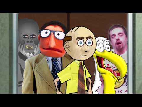 """The Stoned Ape Theory Show (Ep 2, """"Took You Long Enough"""")"""