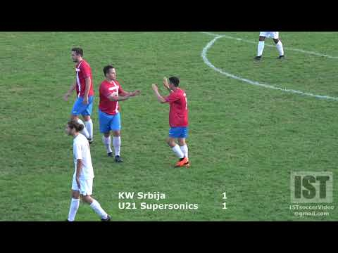 MEN'S VS U21 ELIMINATION MATCH!! RED CARD BRUTAL TACKLE, COACH EJECTED & PENALTY DRAMA!!!