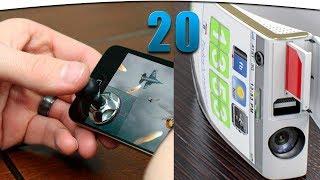 20 Лучших АКСЕССУАРОВ для Смартфона | Крутые товары с AliExpress