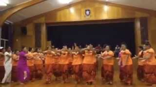 James Cook HIgh School Samoan Group Fiafia Night 2014
