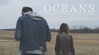 Oceans - Hillsong United Worship Cover by Tommee Profitt &amp Brooke Griffith