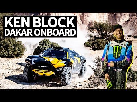 Ken Block FIRST