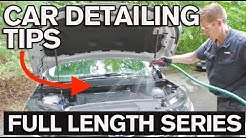 Car Detailing Tips YOU MUST KNOW: Full Length Training Series