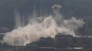 Video Extra: Italian Bridge Demolition
