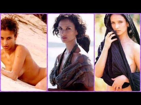 Indira Varma Ellaria Sand in Game of Thrones Rare Photos  Game of Thrones