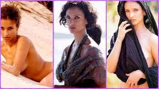 Indira Varma (Ellaria Sand in Game of Thrones) Rare Photos - Game of Thrones