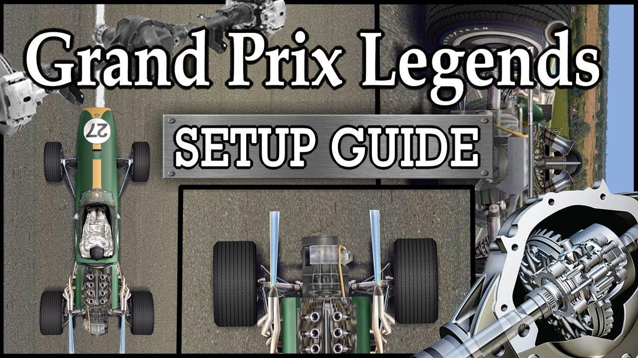 Grand Prix Legends - Differential Setup Tutorial