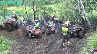 4WD ATV in Off-Road race | Zante