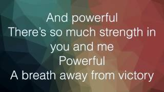 Empire Cast - Powerful Lyrics (Jussie Smollett and Alicia Keys) Mp3