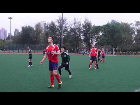 2016-2017 3/11 Legal League 第16節 Shooters FC vs HK Scottish Stag