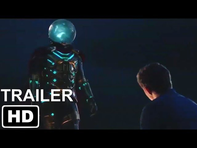 NEW Spider-Man: Far From Home EXCLUSIVE CLIP