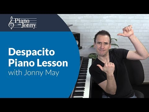 Despacito Arranging Lesson - Inside the Mind of Jonny May!
