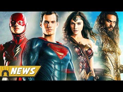Geoff Johns Talks MAJOR Justice League & DCEU Changes