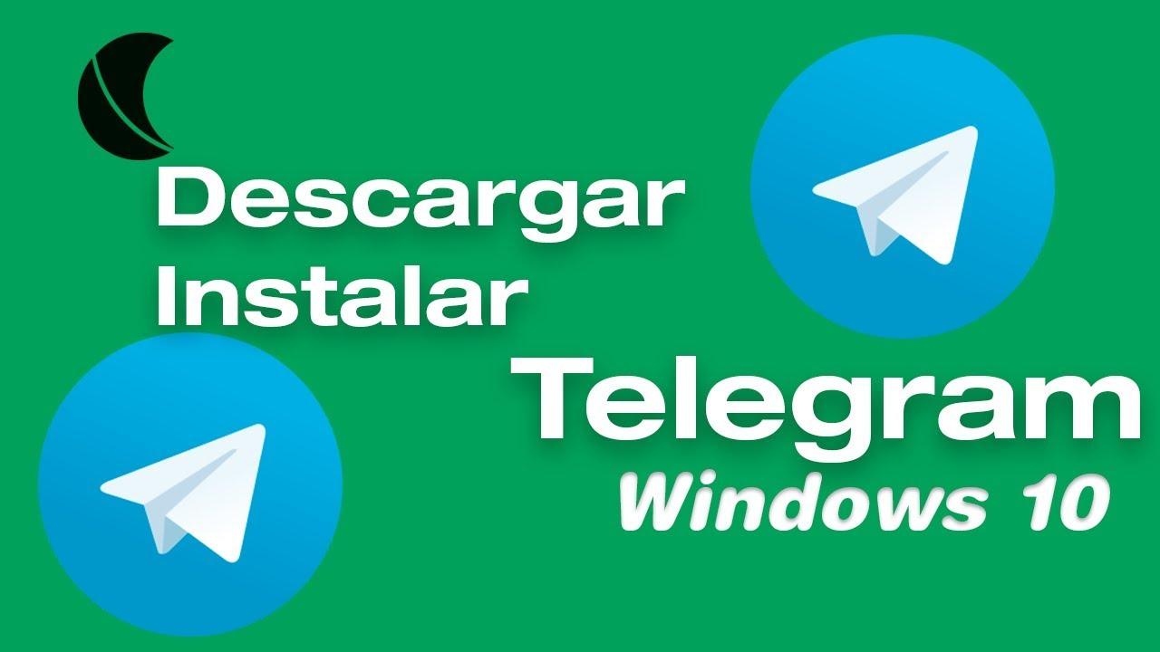 Como descargar e instalar Telegram en Windows 10 Version Ejecutable