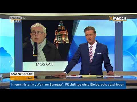 Präsidentschaftswahl in Russland: