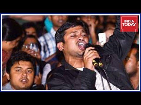 Newsroom : Are 'Azaadi' Slogans Threat To India ?