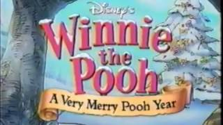 Video Disney's Winnie the Pooh   A Very Merry Pooh Year TV Spot Commercial (2002) 2002 download MP3, 3GP, MP4, WEBM, AVI, FLV Juni 2017