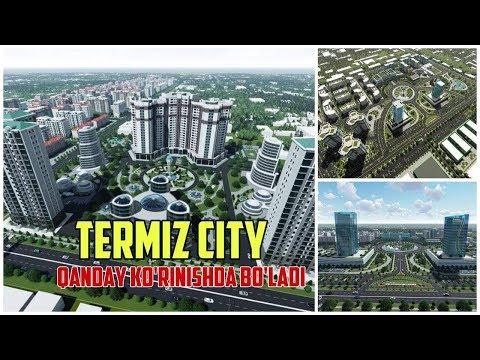 TERMIZ CITY QURILISHI 2019 YIL TAQDIM QILINADI