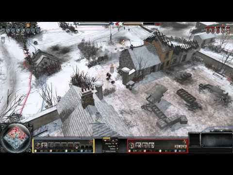 Company Of Heroes 2: Dullahan (Soviet) Vs Illusive (Wehrmacht)