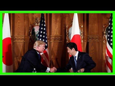 Japan PM says he and Trump agree maximum pressure needed on North...