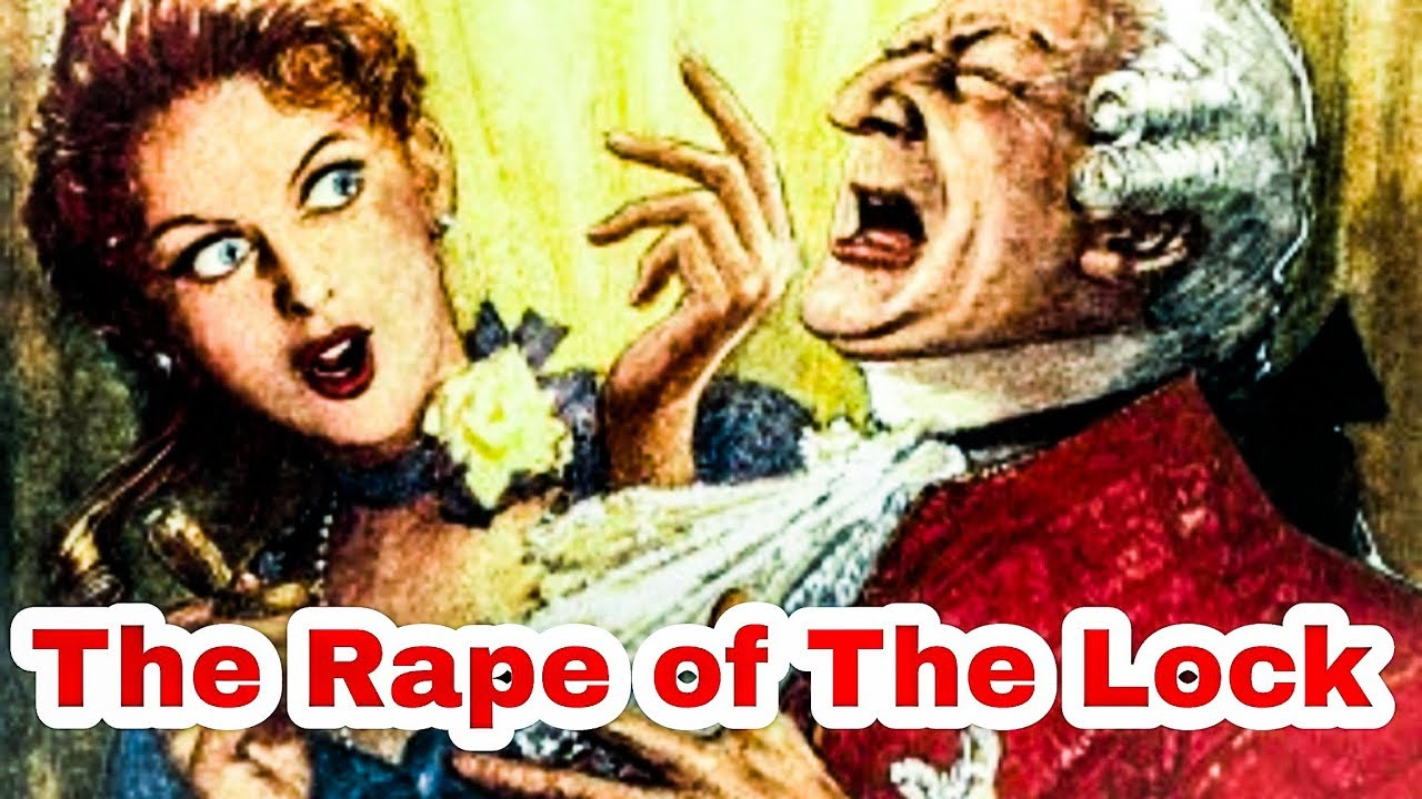 the rape of the lock characters