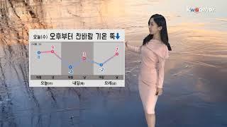 [날씨] 12월 11일_오늘(수)도 미세먼지 농도 높아…