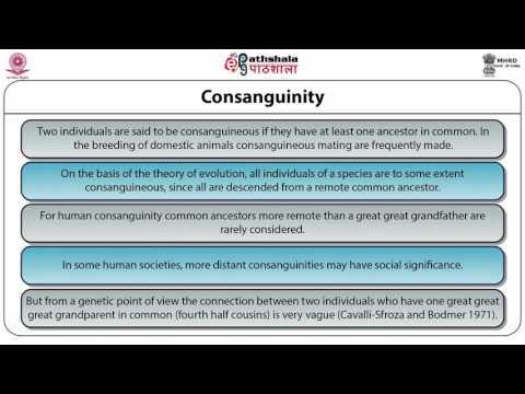 Inbreeding coefficient and Inbreeding depression (ANT)