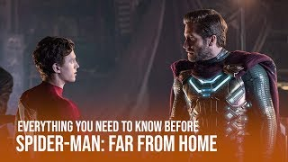 Everything You Need to Know Before Watching Spider-Man: Far From Home | Recap
