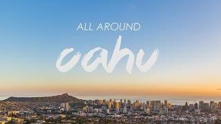 All Around Oahu (Hawaii) in 4k - DJI Phantom 3 / GoPro Hero 4