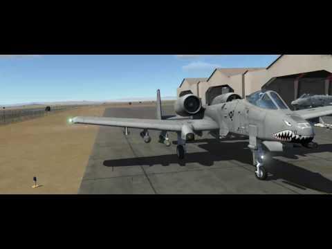 Desert Storm Nevada Mission