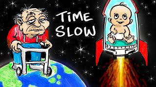 Time is Relative - The Twin Baby Experiment