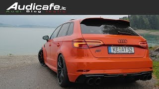 AUDI RS3 by ABT 500 HP | Test Drive