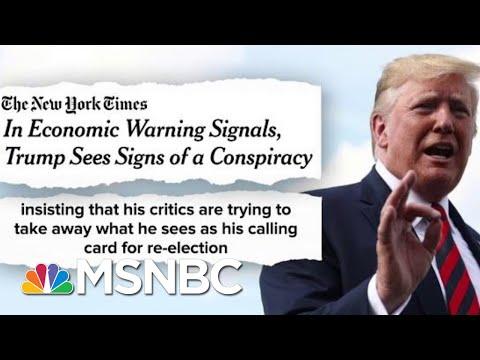 Trump Rattled: Staff,